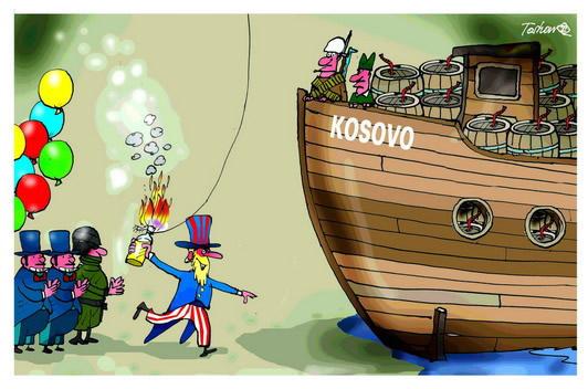 KC karikatura