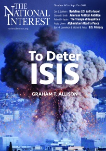 National Interest cover