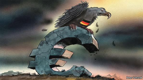 Небојша Катић: Евро криза из немачког угла